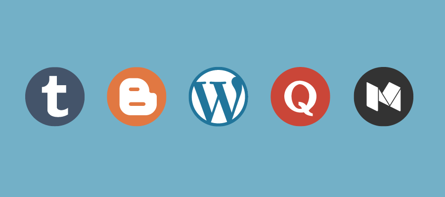 plataformas de bloggin