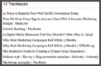 Blogging y SEO: 5 pasos sencillos para clasificar su blog 17