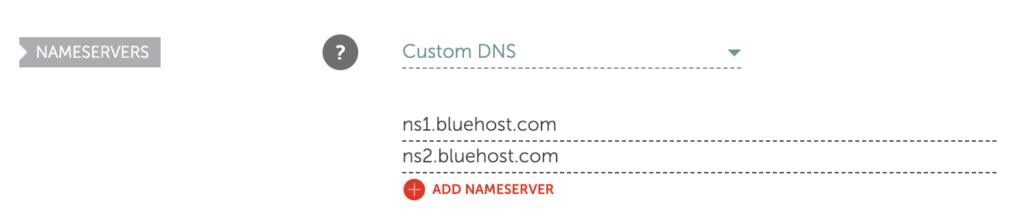 Crear un servidor de nombres de sitios web
