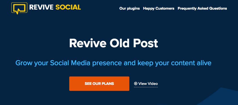 Revive el viejo puesto