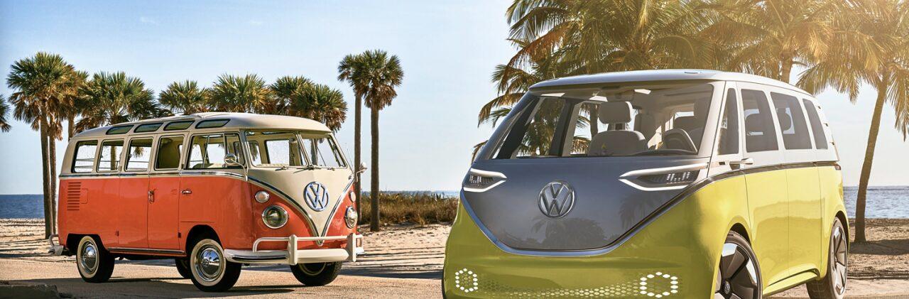 volkswagen bus ejemplo de marketing de producto
