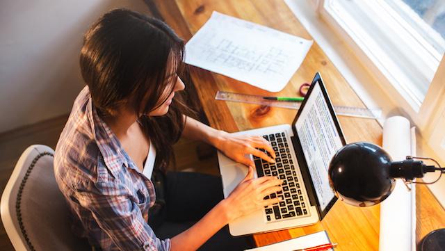 Escribe una entrada de blog