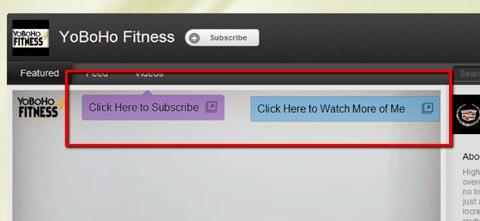YouTube Cta